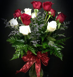 My Forever Valentine Bouquet from Faught's Flowers & Gifts, florist in Jonesboro