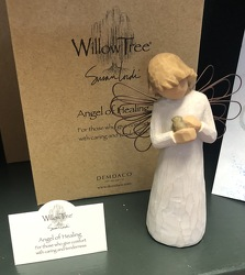 Angel of Healing Willow Tree from Faught's Flowers & Gifts, florist in Jonesboro