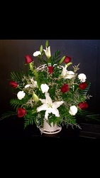 Elegant Lilies from Faught's Flowers & Gifts, florist in Jonesboro