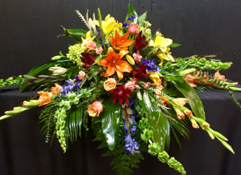 Fall Madness from Faught's Flowers & Gifts, florist in Jonesboro