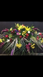 Harvest Mix from Faught's Flowers & Gifts, florist in Jonesboro
