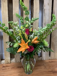 FF219 from Faught's Flowers & Gifts, florist in Jonesboro