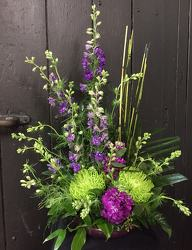 Tropical Madness from Faught's Flowers & Gifts, florist in Jonesboro
