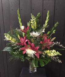 Lovin' Some Lilies from Faught's Flowers & Gifts, florist in Jonesboro