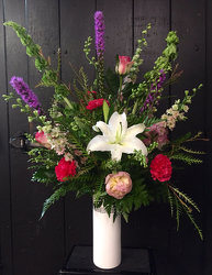 Lily Surprise from Faught's Flowers & Gifts, florist in Jonesboro