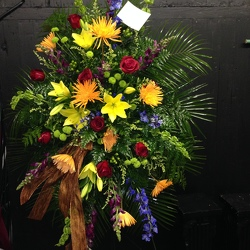 Spirit of the Sun from Faught's Flowers & Gifts, florist in Jonesboro