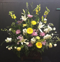 Pastel Embrace from Faught's Flowers & Gifts, florist in Jonesboro