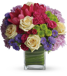 One Fine Day from Faught's Flowers & Gifts, florist in Jonesboro