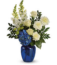 Ocean Devotion from Faught's Flowers & Gifts, florist in Jonesboro