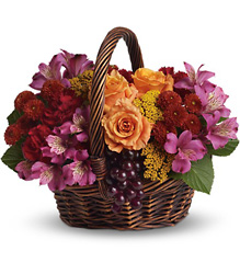 Sending Joy from Faught's Flowers & Gifts, florist in Jonesboro
