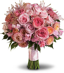 Rose Meadow Bouquet from Faught's Flowers & Gifts, florist in Jonesboro