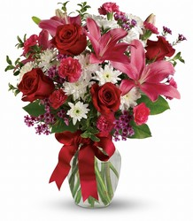 For My Sweetheart from Faught's Flowers & Gifts, florist in Jonesboro