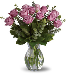 Lavender Wishes from Faught's Flowers & Gifts, florist in Jonesboro