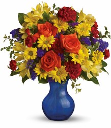 Three Cheers For You! from Faught's Flowers & Gifts, florist in Jonesboro