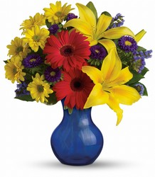 Teleflora's Summer Daydream Bouquet from Faught's Flowers & Gifts, florist in Jonesboro