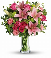 Dressed To Impress Bouquet from Faught's Flowers & Gifts, florist in Jonesboro