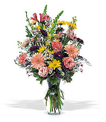 Designer's Choice Arrangment from Faught's Flowers & Gifts, florist in Jonesboro